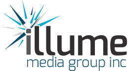Illume Media Group Inc. Small Logo